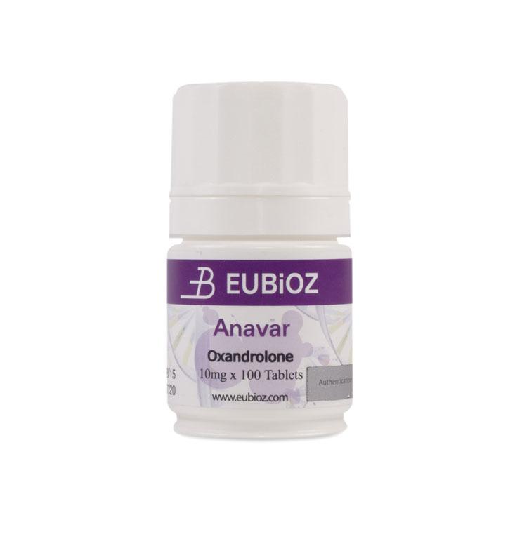 Anavar | EB
